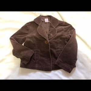 Other - Brown corduroy jacket